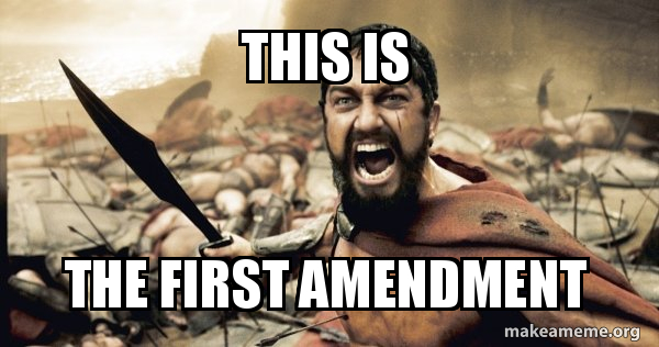 first amendment6