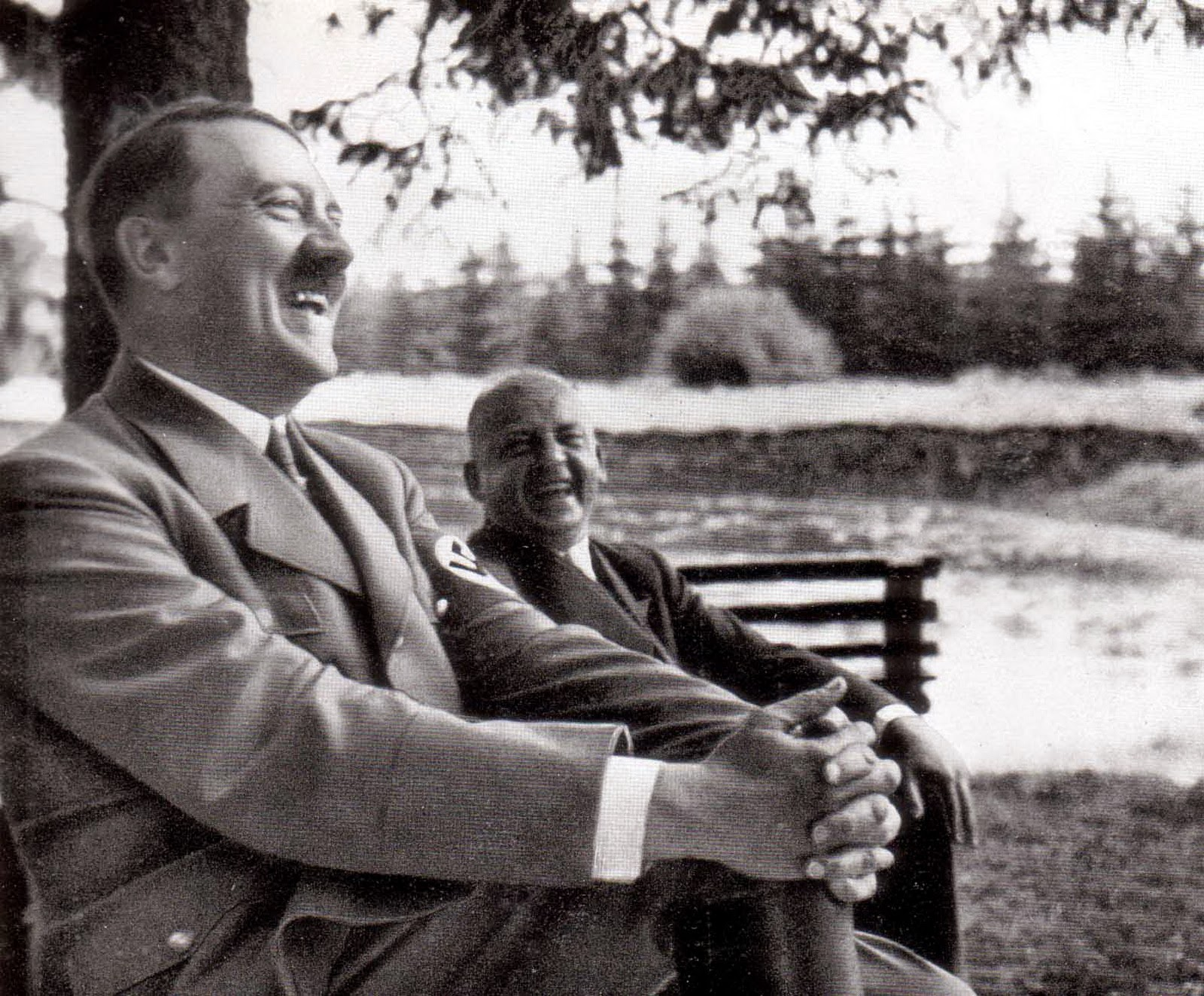 Adolf Hitler Arthur Kannenberg Harz mountain.jpg