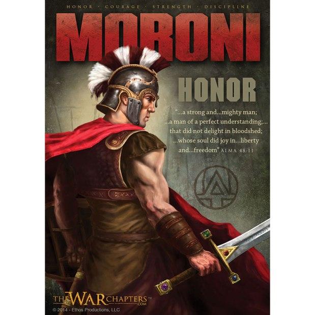 Captain Moroni18