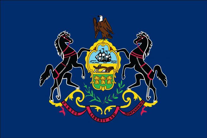 flag of Pennsylvania1