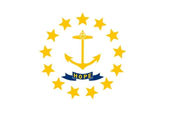flag of Rhode Island1