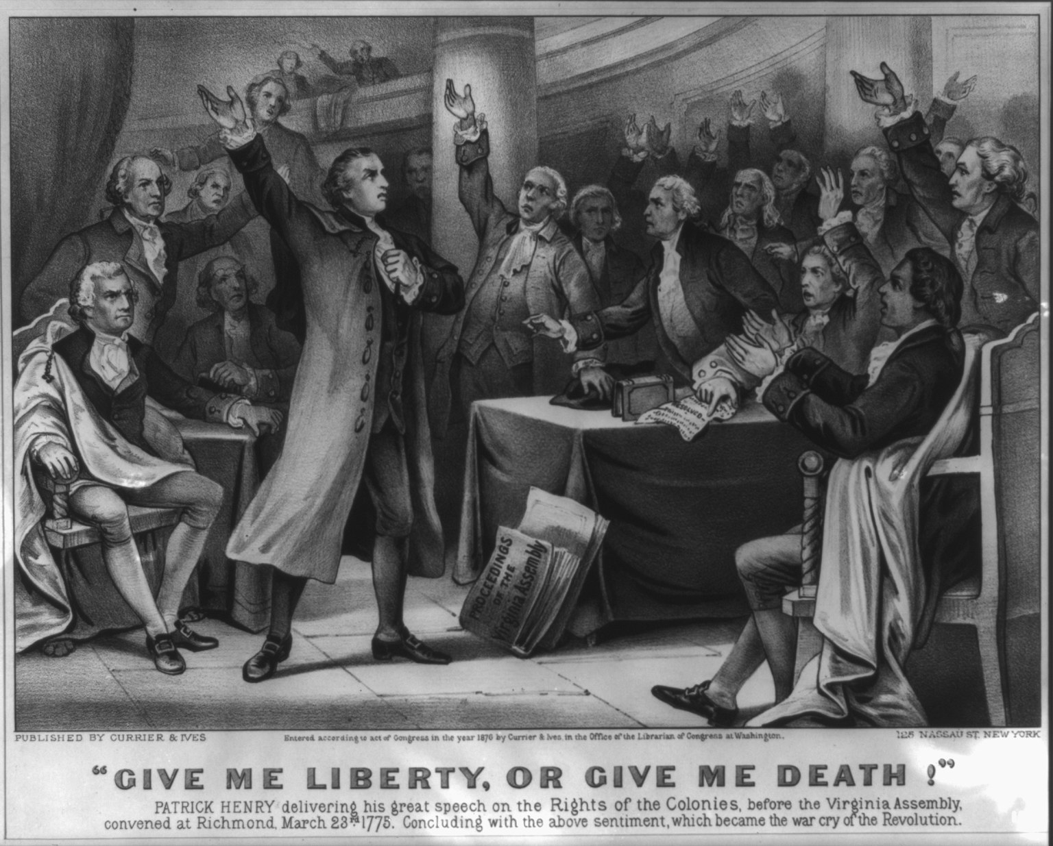 Liberty or death1